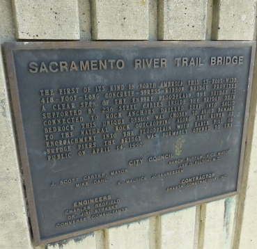 Notice about the Ribbon bridge
