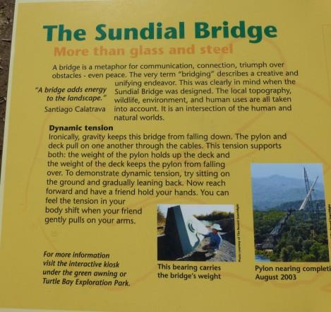 About Sundial Bridge