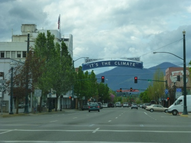 Charming town of Grants Pass