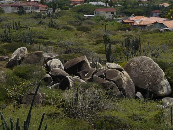 Rock Formations, Aruba