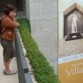 Getty Villa Entrance