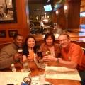 With Joe andKarla