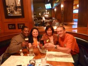 With Joe and Karla, Corona