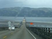 Heading towards Washington State