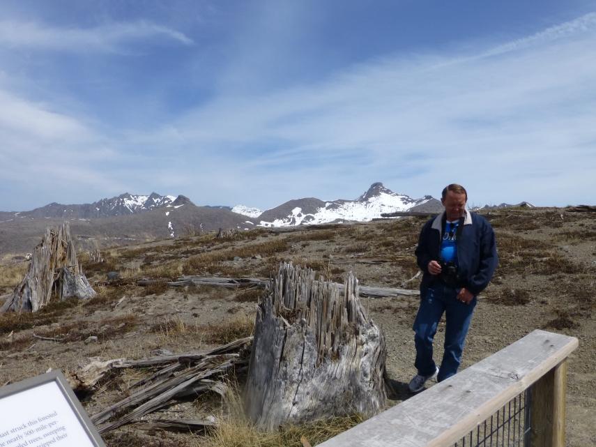 Mount Saint Helen
