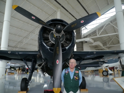 Jack one of the aviator that flew the Torpedo Bomber