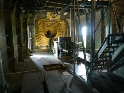 Inside of Spruce Goose