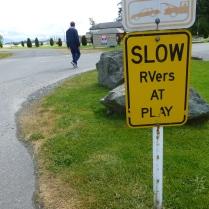 Slow RV