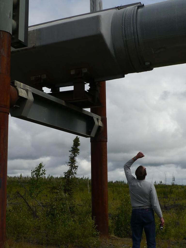 Trans-Alaska (Alyeska) Pipeline