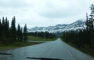 Canadian Rockies at Pine Pass