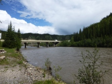 Mile 162 Sikanni Chief River Bridge