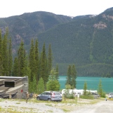 Muncho Lake