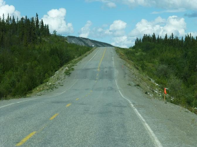 Frost Heaves, Yukon Territory