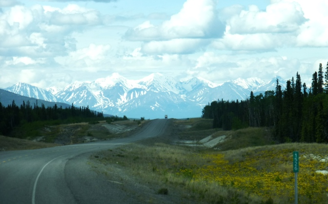 Kluane IceField Ranges