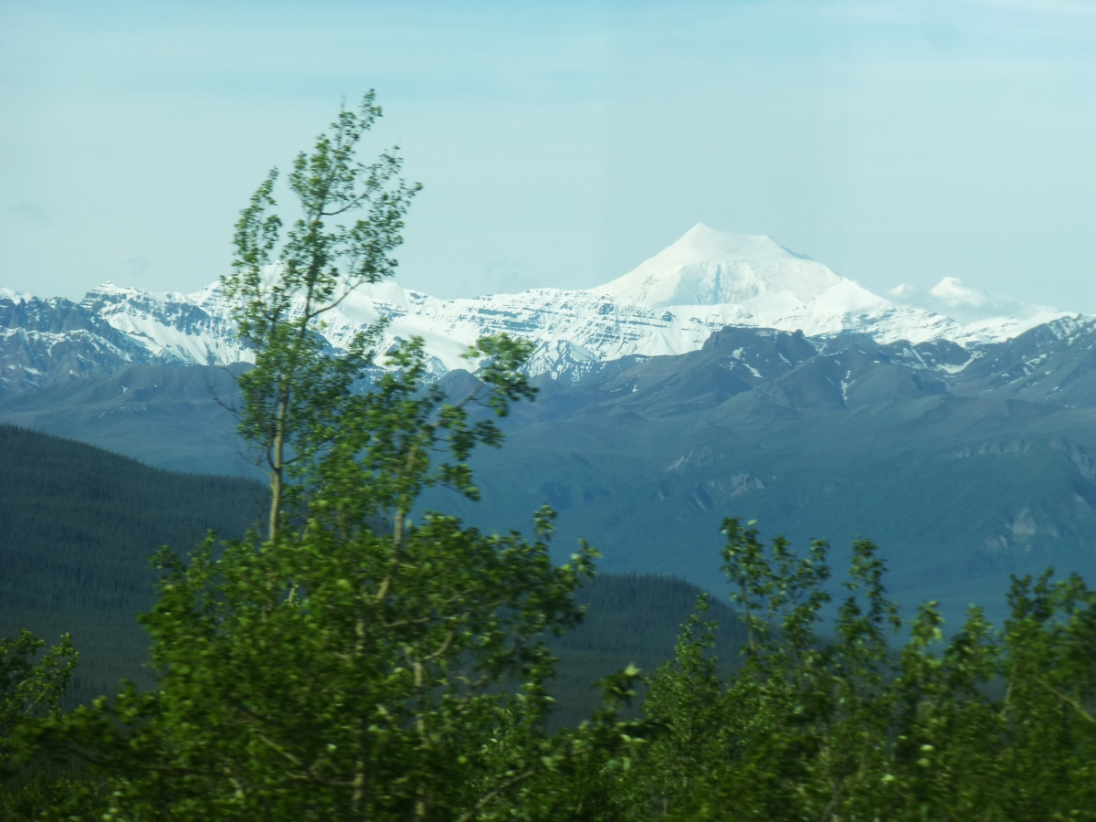 Mountain Peak, Yukon Territory