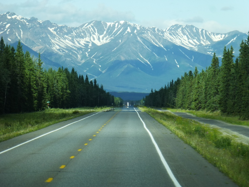 Alaska Ranges