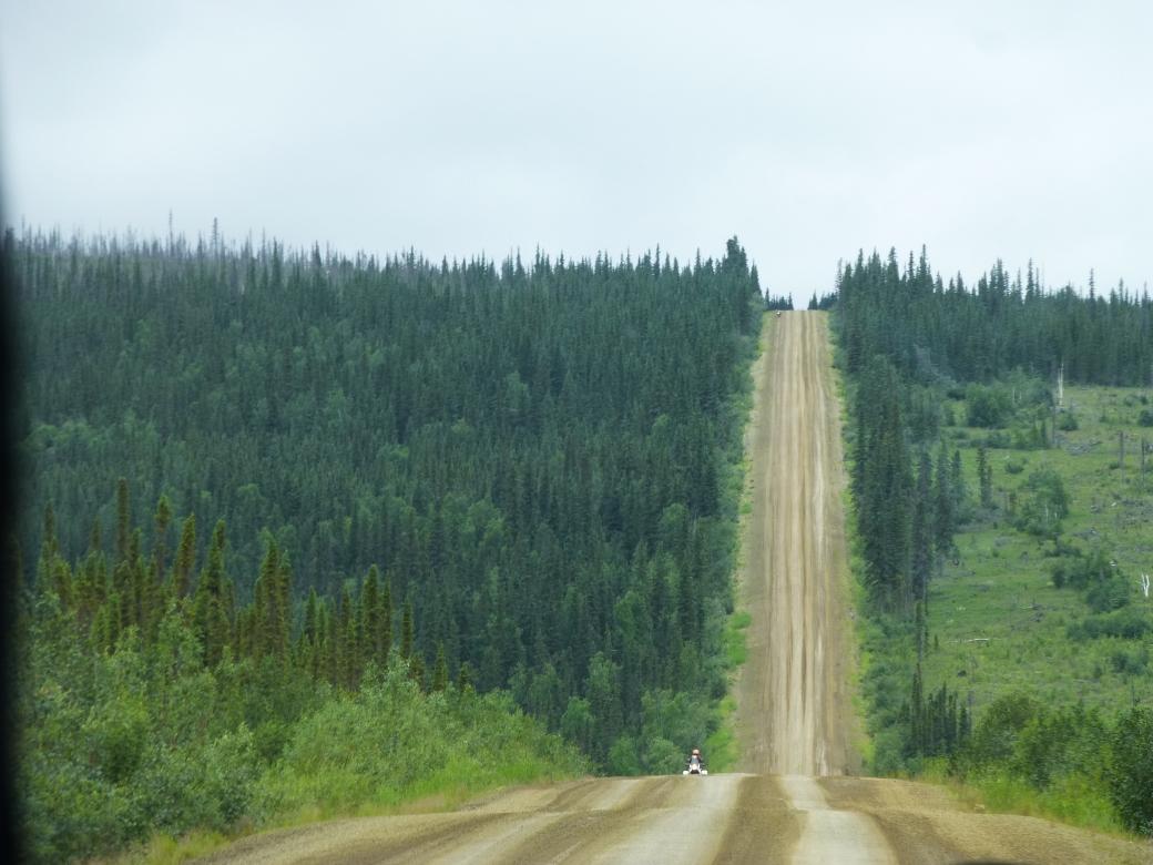 Sand Hill, Dalton Highway