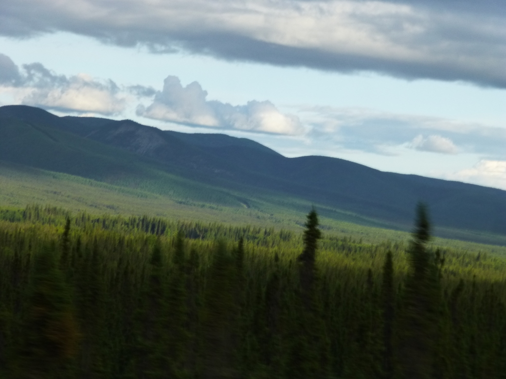 Dalton Highway scenery