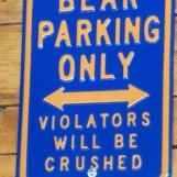 Bear Parking