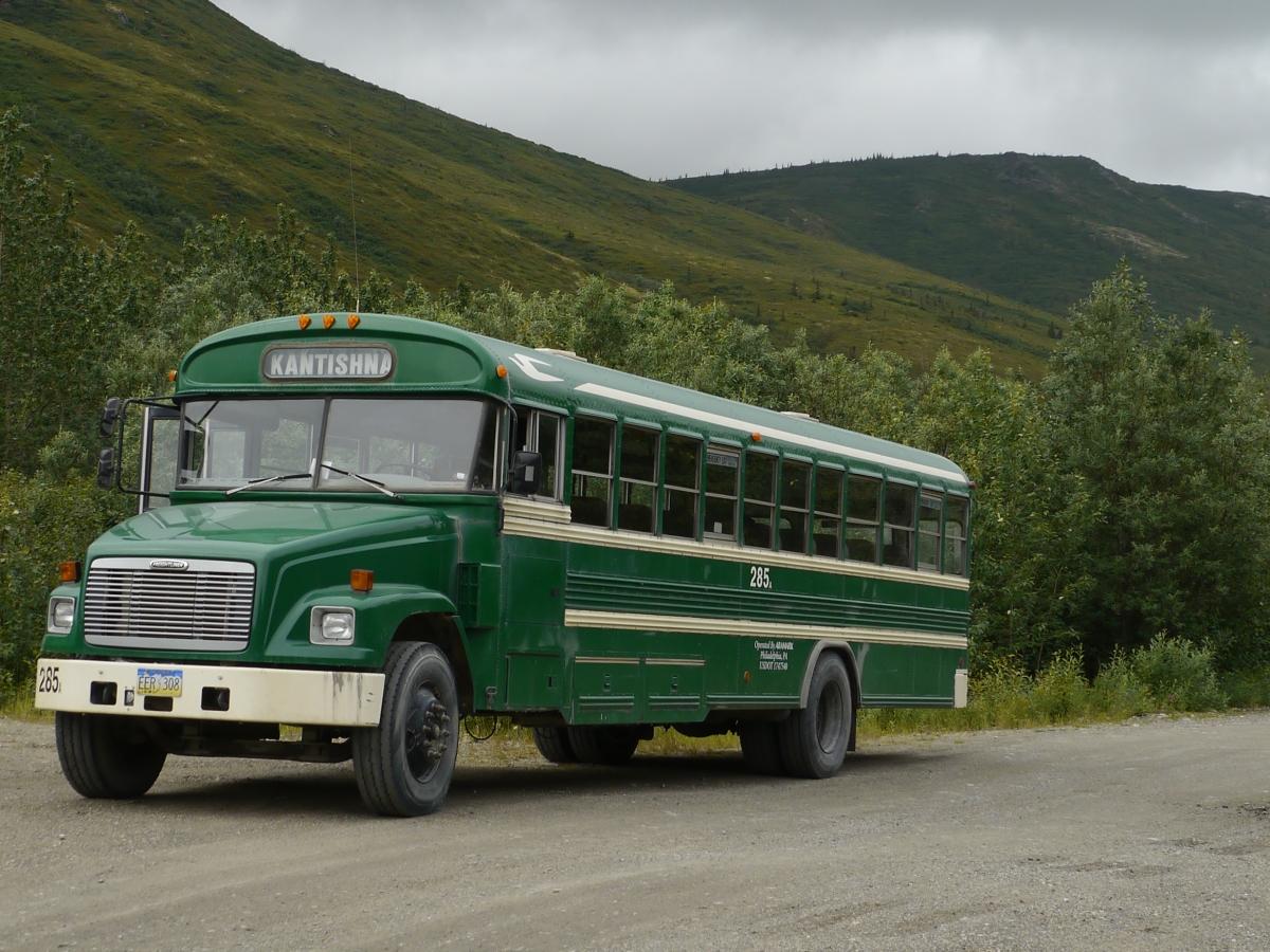 Green Bus Tour