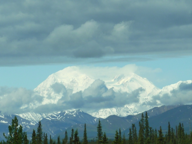 Mt Mckinley or Denali