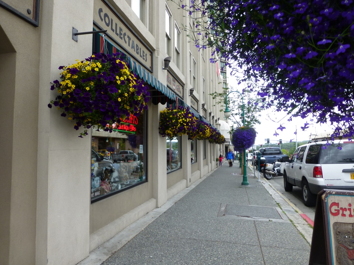 Anchorage City Of Flowers The Lowe S Rv Adventures
