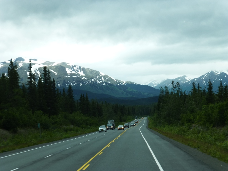 Seward Highway.
