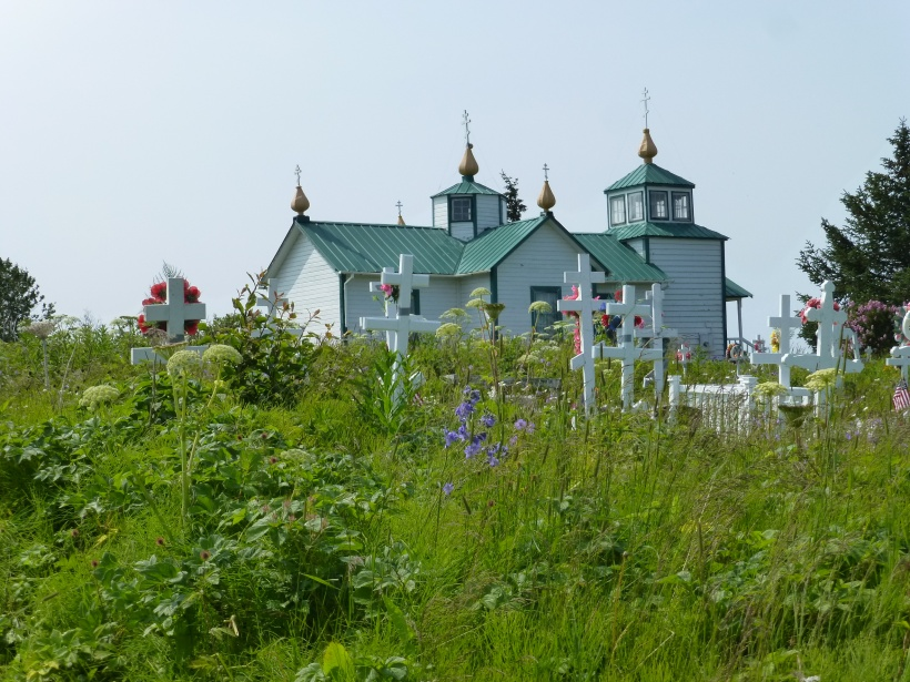 Russian Church and Cemetery
