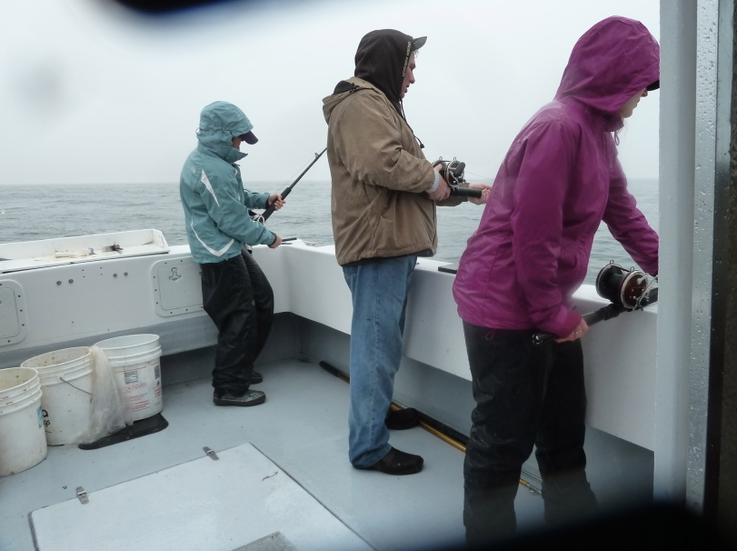 Halibut Fishing, Ninilchik Alaska