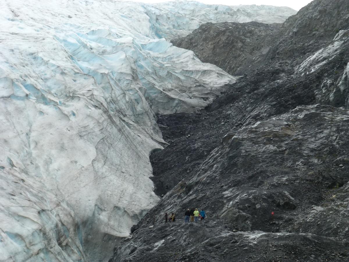 Edge of Exit Glacier