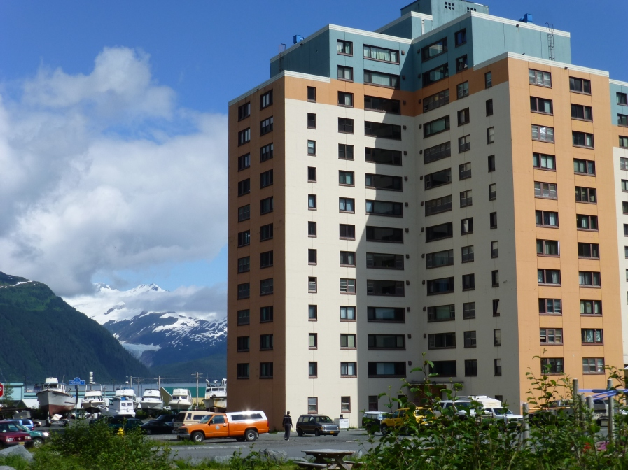 Begich Towers