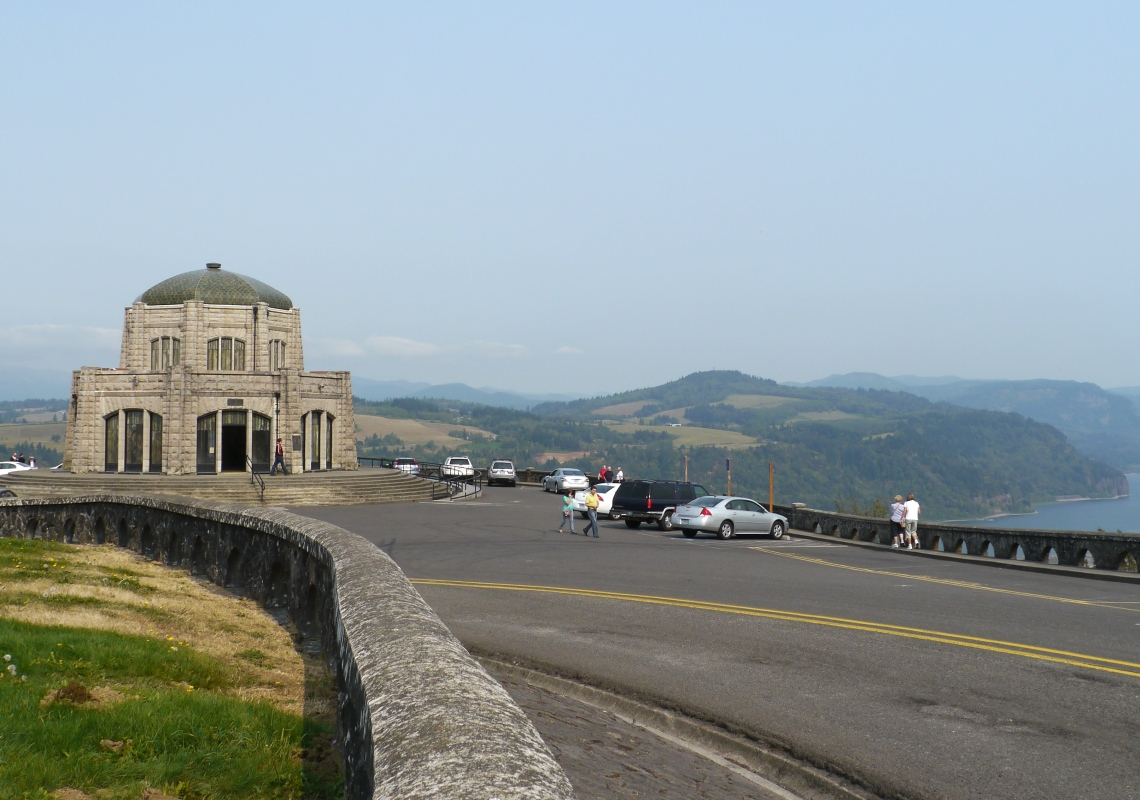 Vista House, Crown Point