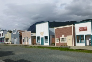White Fang set Haines Alaska