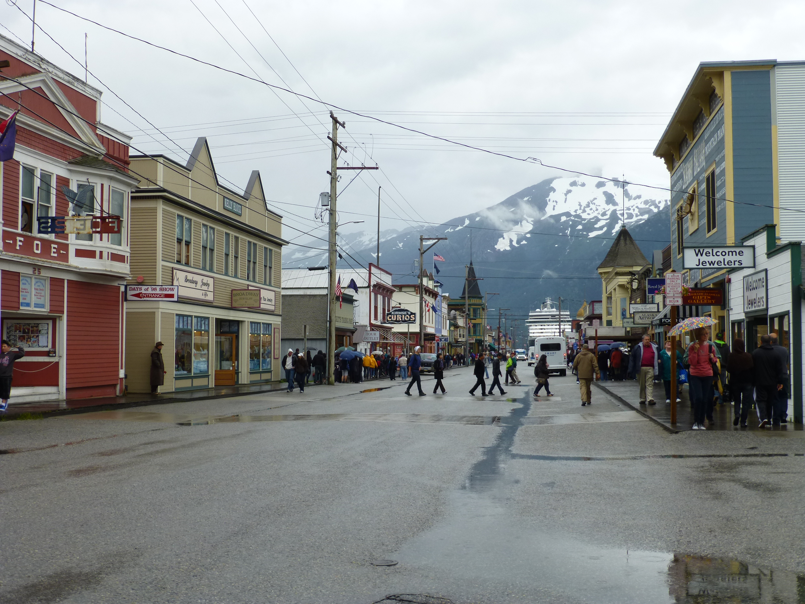 Island Hopping Via Ferry Skagway Juneau And Hoonah