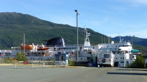Alaska Marine Highway Ferry Boats