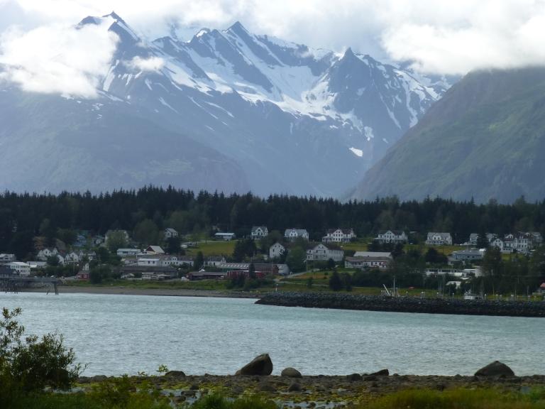 Fort W.H. Seward, Haines Alaska