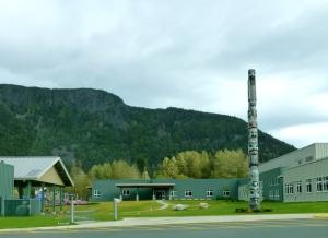 Friendship Pole, Haines alaska