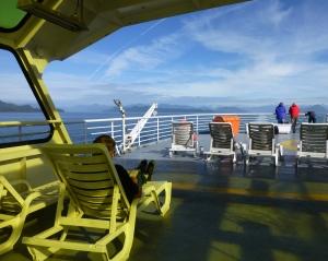 Alaska Maritime Ferry