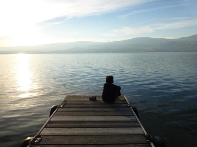 Lake Okanogan, BC