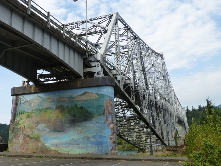 Bridge of the Gods,Cascade Locks