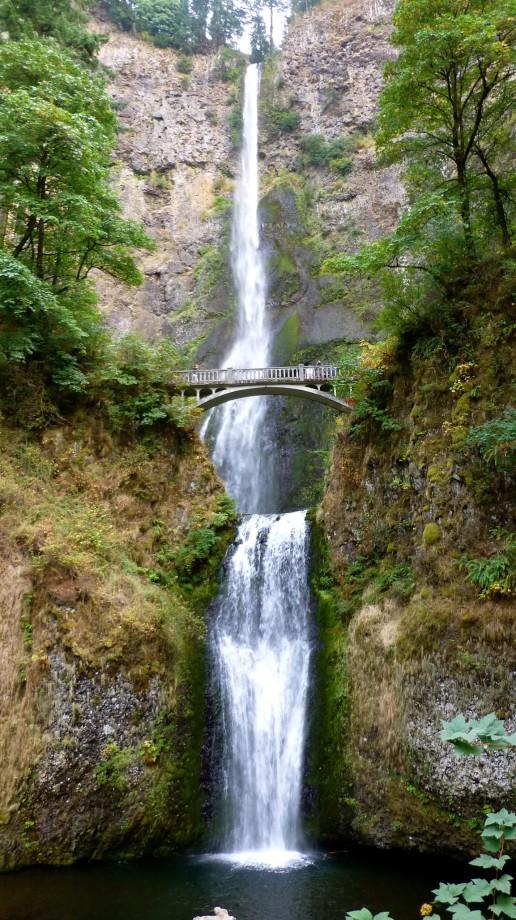 Multnomah Waterfalls