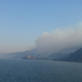 fires at the gorge
