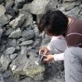Examiningrock