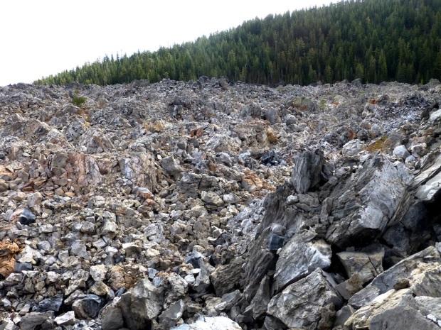 Ancient Rock Quarries
