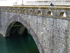 Eagle Creek Bridge