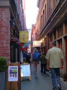 Fan Tan Alley, Victoria