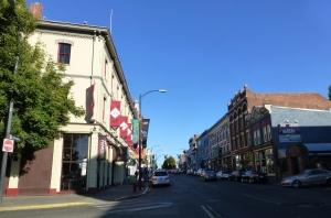 Market Square, Victoria