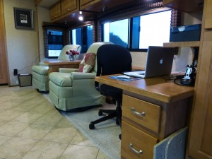 Dave and LJ's RV Interior Design