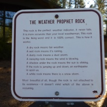 Prophet rock