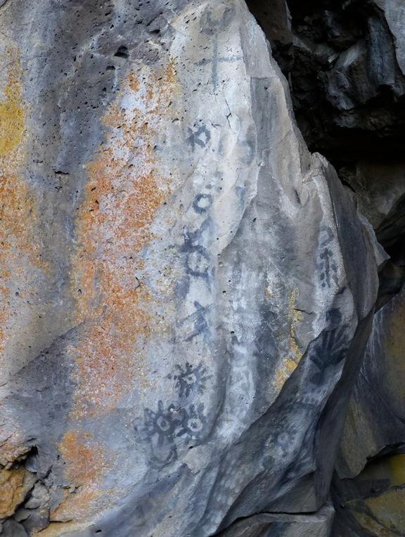 Symbols in Cave